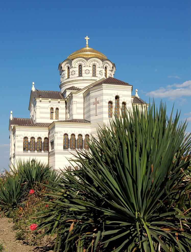 Крым Фото: Владимирский собор в Херсонесе