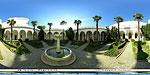 Ливадийский дворец: у фонтана