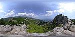 Симеиз: вид с горы Кошка