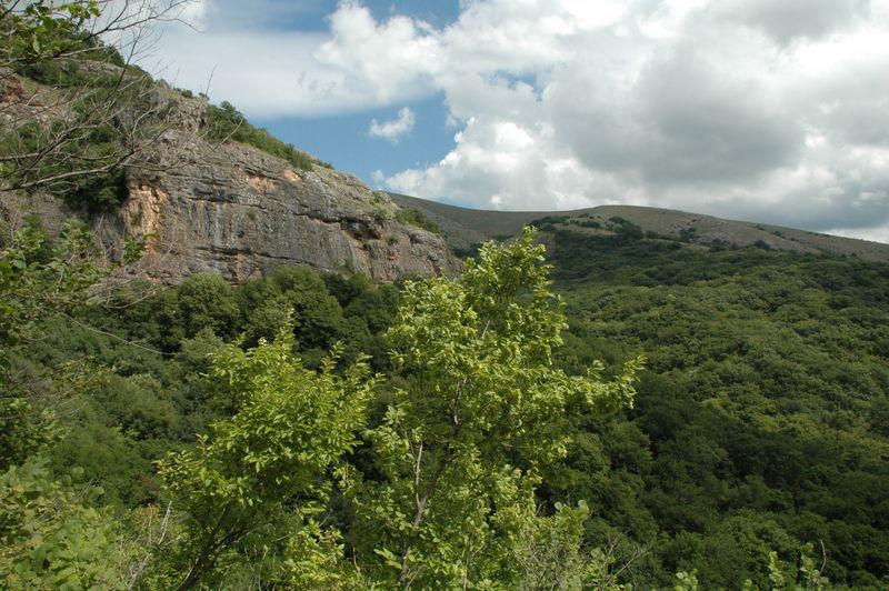 водопад Демерджи в Крыму