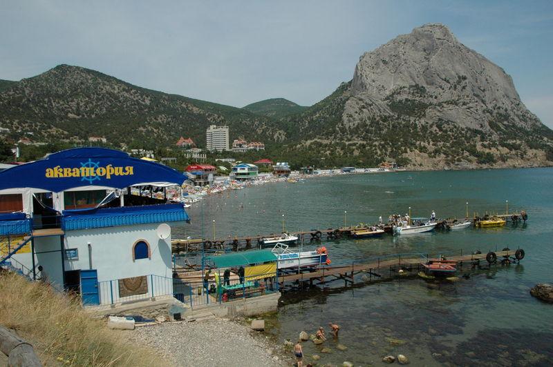 Новый Свет: отдых в Крыму